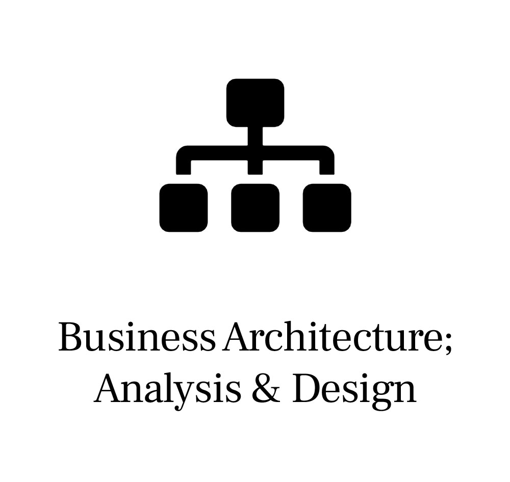 Business Architecture Analysis Design