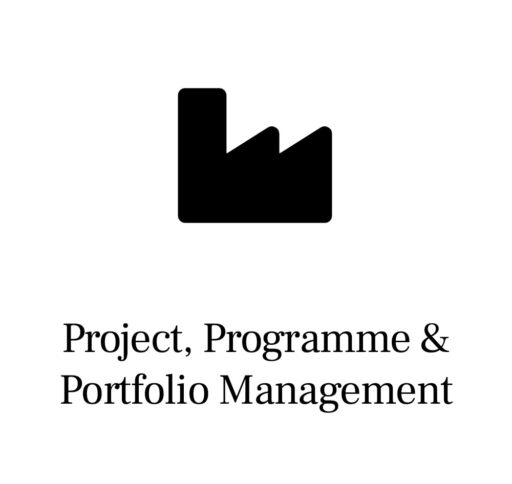 Project Programme Portfolio Management